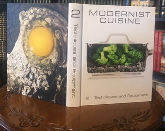 Modernist Cuisine by Nathan Myhrvold (Volume 2) 1st Edition 2011
