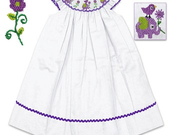 Elephant Bishop Dress