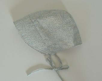 12/18 Month Sunbonnet, Baby Sunhat, Baby Shower Gift