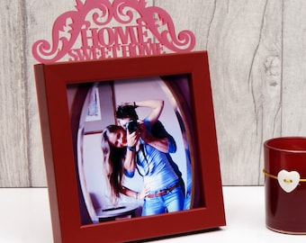Home Sweet Home Mini Photo Frame