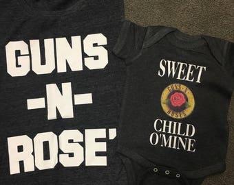Guns N' Roses combo
