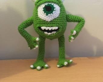 Amigurumi Monsters Inc : Best amigurumi n more monster aliens images