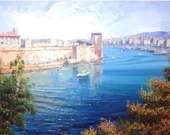 Puerto de Marseilles