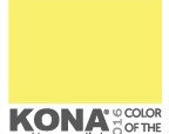 Highlight Kona Cotton Solid 25cm