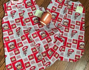 Swaddle Sack, sleep sack, Ohio State, Football