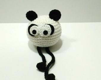 Stuffed panda, panda nonochoux