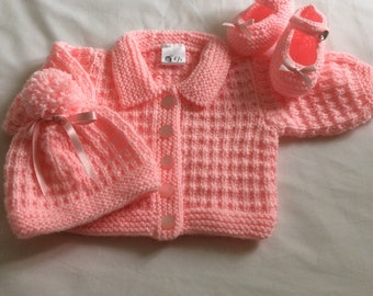Baby Girls Outdoor Outfit
