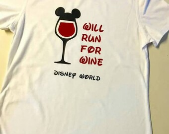 Will Run for Wine