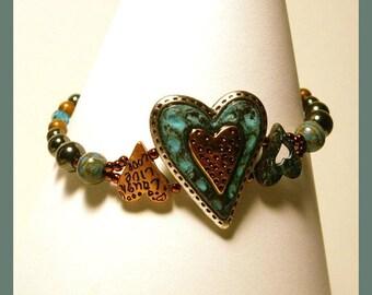 Hearts 520 Bracelet