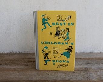 """Vintage 1958 """"Best in Children's Books"""""""