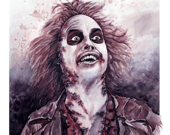 Beetlejuice: Plakmounted Posters
