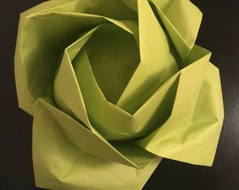 Big Handmade paper rose
