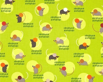 KIDS - Creatures and Critters, mouse, mice, green, yellow, kids, children