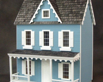 Vermont Farmhouse Jr. Dollhouse Real Good Toys