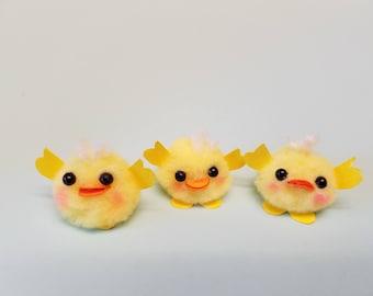 Mini Easter Chicks or Ducks