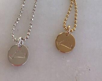 Martha's Vineyard Charm Necklace