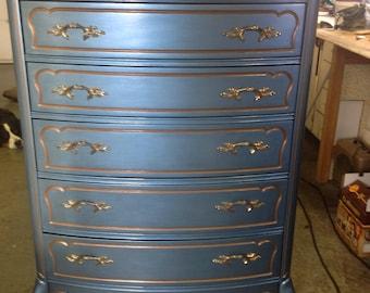 Dresser redesigned
