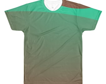 Seabreeze Eclipse Sunset All-Over Printed T-Shirt
