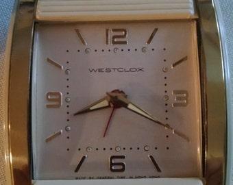 Westclox Travalarm Travel Clock