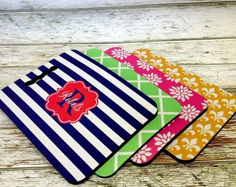Personalized Stadium Seat Cushion or Garden Knee Pad - Custom Pattern, Color, Monogram & More - Design Your Own
