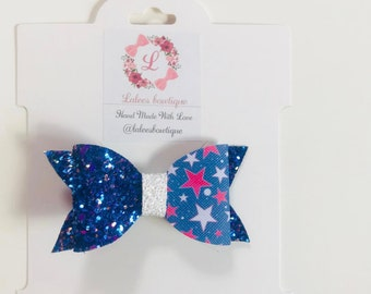 Forth of July Bow