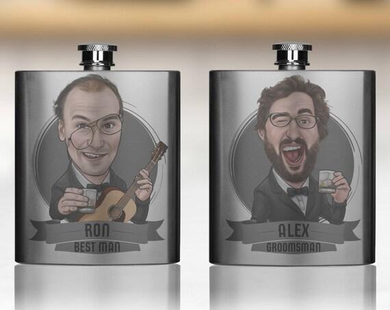 Wedding Party Gift Ideas For Groomsmen: Wedding Party Favors Gift For Groomsman Groomsmen Gift Set