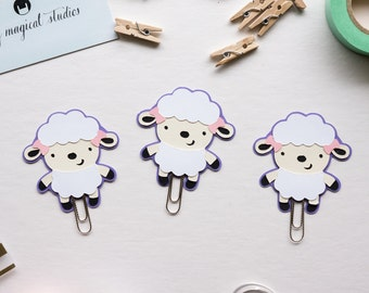 Sheep Paper Clip