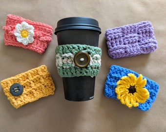Reusable Coffee Cozy