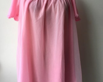 50s Pink Camisole /vintage camisole