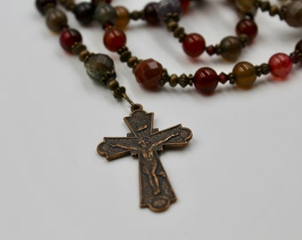 Sacred Heart Our Lady of Mount Carmel Rosary