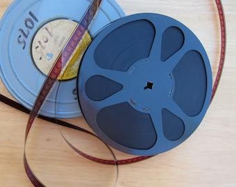 16mm Film Strip Vintage Motion Picture Film Ribbon PSS 1116