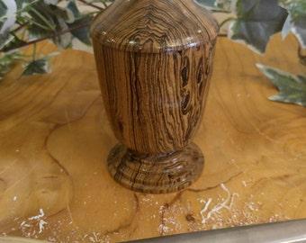 Beautiful Decorative Hand Turned Lidded Bowl