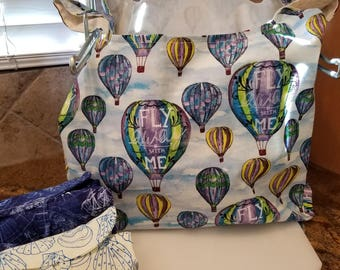 Fly Away With Me Grocery Tote