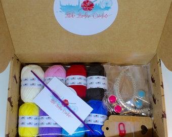 Coin Purse Crochet Kit - 2x Coin Purses