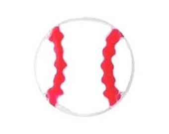 Baseball Floating Charm