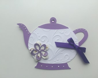 Tea Party Invitations (in sets of 10)