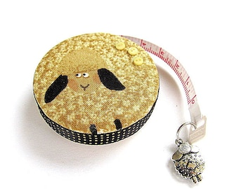 Measuring Tape Golden Sheep Retractable Pocket Tape Measure