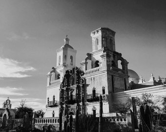 San Xavier Mission Photo