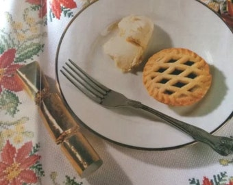 Christmas Placemat Cross Stitch Charts