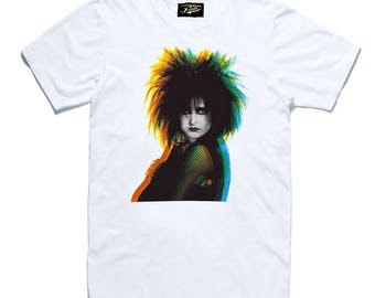 Psychedelic Siouxsie Sioux , Siouxsie & the Banshees, Goth, Gay Icon