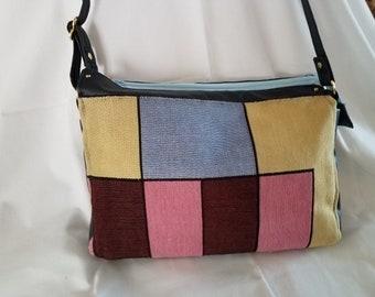 Color Block Crossbody
