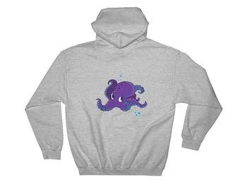 Cute Octopus Hoodie