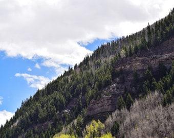 Downward Slope