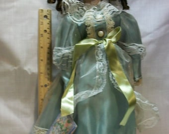 Listing 223 is a Vintage Cathay Collection Porcelain Doll