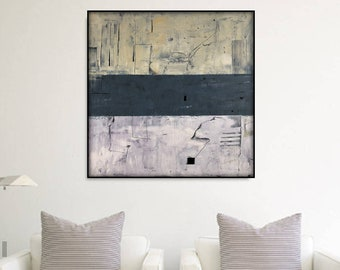 48x48 large abstract artwork Original Painting Abstract Painting Large Abstract Art abstract canvas art Painting Wall hanging wall art