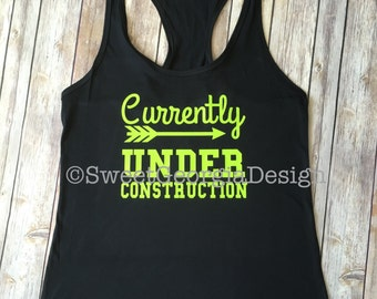 Currently Under Construction Workout Tank!