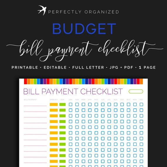 due date planner