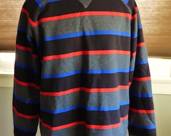 90s Pacer striped sweatshirt