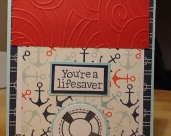 You're a lifesaver