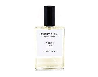 Spray d'ambiance thé vert